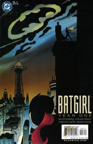 Batgirl - Année Un # 3 Issues (2003)