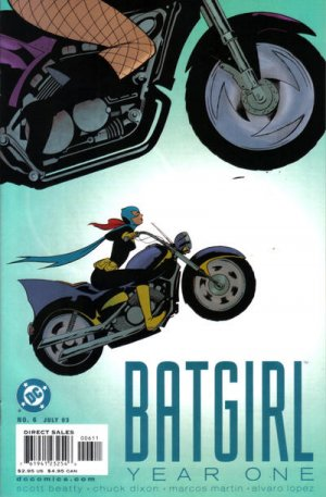 Batgirl - Année Un # 6 Issues (2003)