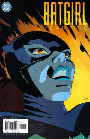 Batgirl - Année Un # 7 Issues (2003)