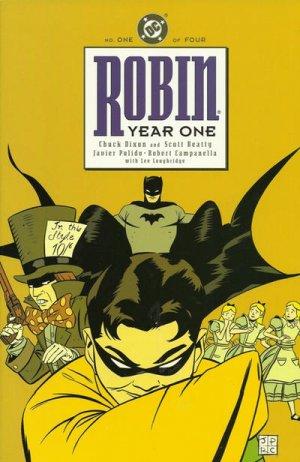 Robin - Année Un # 1 Issues