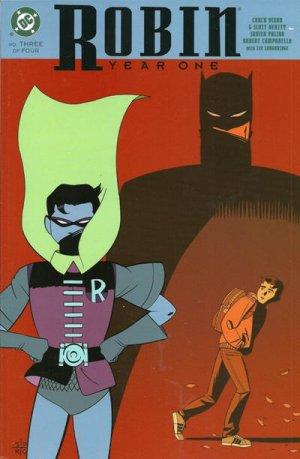 Robin - Année Un # 3 Issues