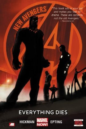 New Avengers # 1 TPB Hardcover - Issues V3 (2013)