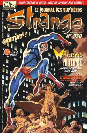 Strange édition Kiosque V1 Suite (2011)