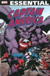 Captain America # 7 TPB HC - Essential - Issues V1 (2008 - 2013)