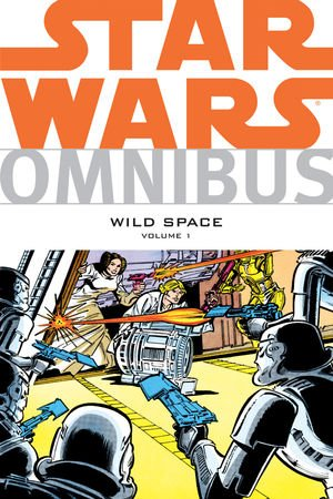 Star Wars - Wild Space édition TPB softcover (souple)