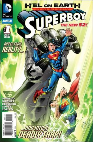 Superboy édition Issues V6 - Annuals (2013)