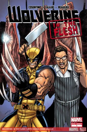 Wolverine - In the Flesh édition Issue (2013)