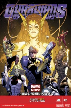 Les Gardiens de la Galaxie # 5 Issues V3 (2012 - 2015)