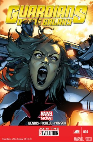 Les Gardiens de la Galaxie # 4 Issues V3 (2012 - 2015)