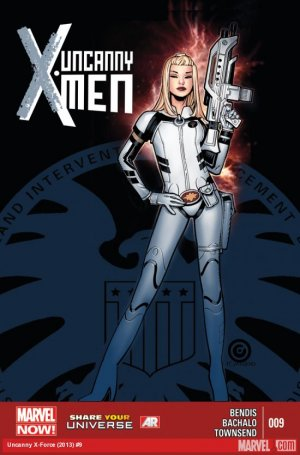 Uncanny X-Men # 9 Issues V3 (2013 - 2015)