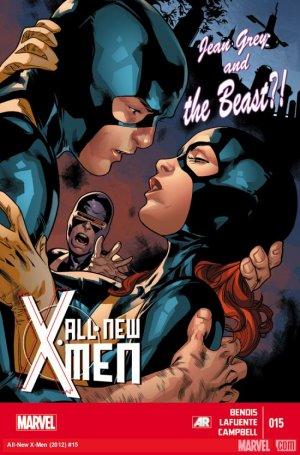 All-New X-Men # 15 Issues V1 (2012 - 2015)