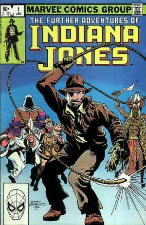 The Further Adventures of Indiana Jones édition Issues