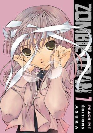 couverture, jaquette Zombie Loan 7  (kazé manga)