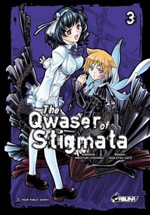 The Qwaser of Stigmata T.3