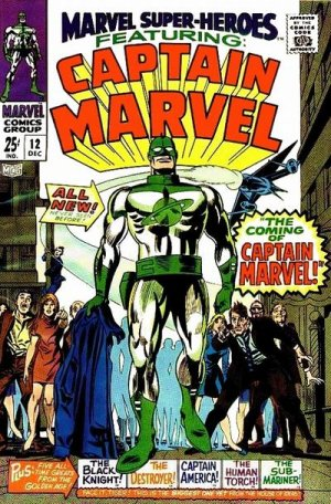Marvel Super-Heroes # 12 Issues V1 (1967 - 1982)