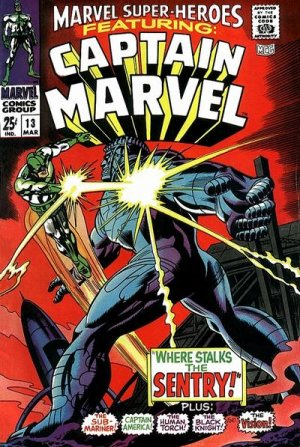 Marvel Super-Heroes # 13 Issues V1 (1967 - 1982)