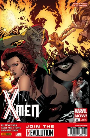 Uncanny X-Men # 2 Kiosque V4 (2013 - 2015)