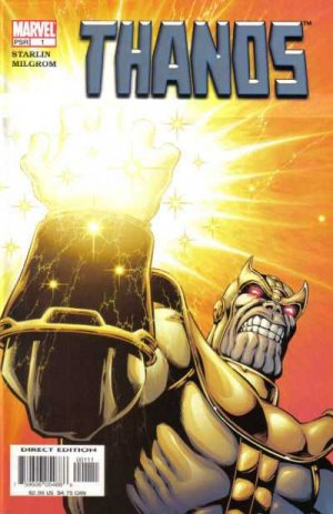 Thanos édition Issues V1 (2003 - 2004)