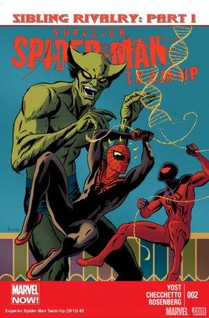 Superior Spider-man team-up # 2 Issues V1 (2013 - 2014)