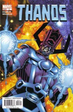 Thanos # 3 Issues V1 (2003 - 2004)