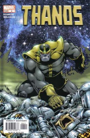 Thanos # 4 Issues V1 (2003 - 2004)