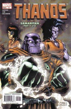 Thanos # 12 Issues V1 (2003 - 2004)