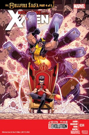 Wolverine And The X-Men # 34 Issues V1 (2011 - 2014)