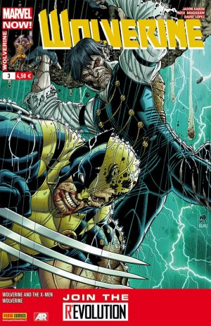 Wolverine And The X-Men # 3 Kiosque V4 (2013 - 2015)