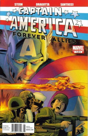 Captain America - Forever Allies édition Issues