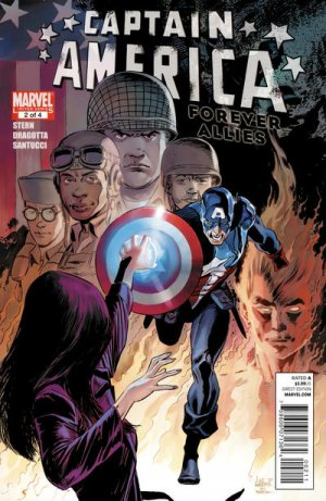 Captain America - Forever Allies # 2 Issues