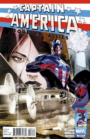 Captain America - Forever Allies # 3 Issues