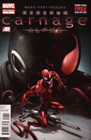 Minimum Carnage édition Issues Alpha