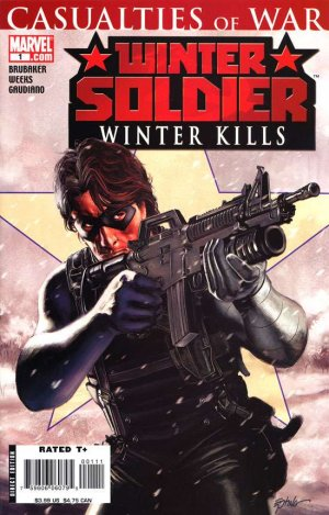Winter Soldier - Winter Kills édition Issues