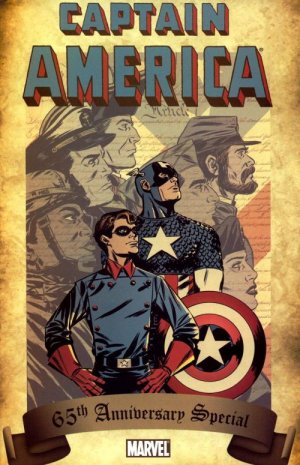 Captain America 65th Anniversary Special