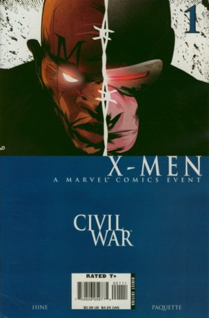 Civil War - X-Men édition Issues (2006)
