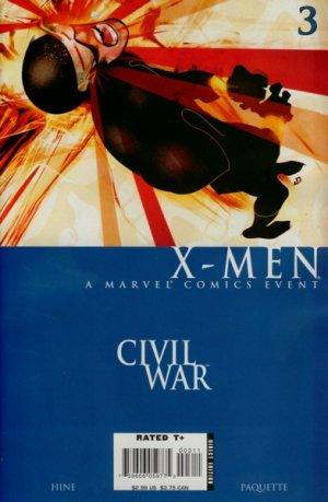 Civil War - X-Men # 3 Issues (2006)