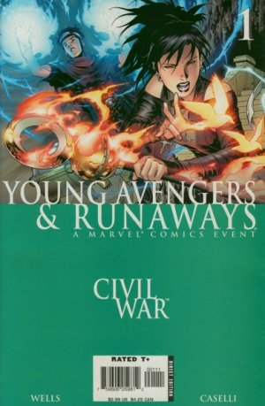 Civil War - Young Avengers and Runaways édition Issues