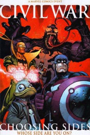 Civil War - Choosing Sides # 1 Issues