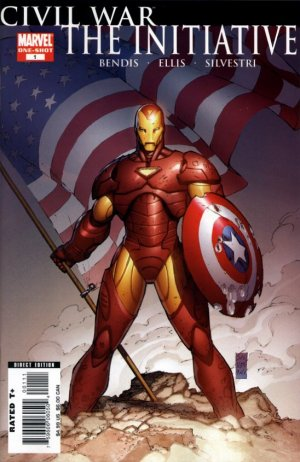 Civil War - The Initiative édition Issues