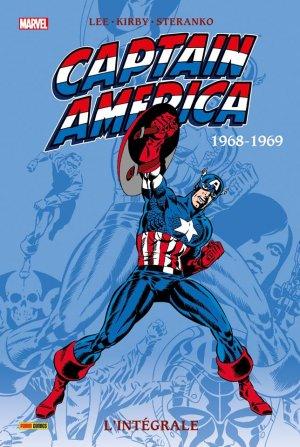 Captain America # 1968 TPB Hardcover - L'Intégrale