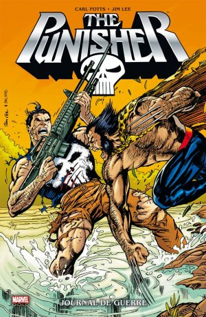 The Punisher - Journal de guerre édition TPB softcover (souple) - Issues V1 (2013)