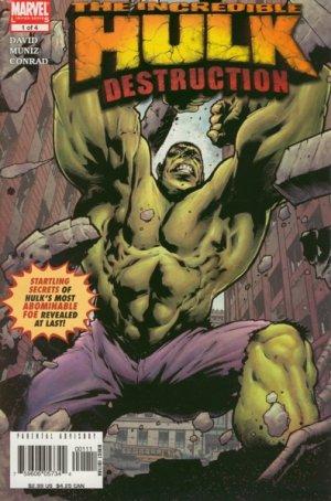 Hulk - Destruction édition Issues