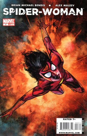 Spider-Woman # 3 Issues V4 (2009 - 2010)