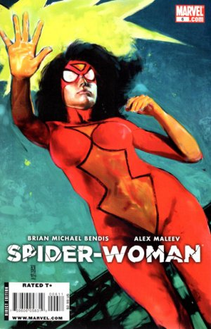 Spider-Woman # 6 Issues V4 (2009 - 2010)