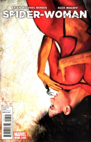 Spider-Woman # 7 Issues V4 (2009 - 2010)