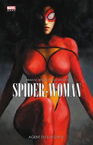 Spider-Woman édition TPB hardcover (cartonnée) - Issues V4
