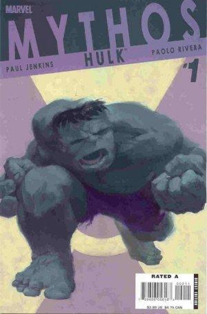 Mythos - Hulk # 1 Issues