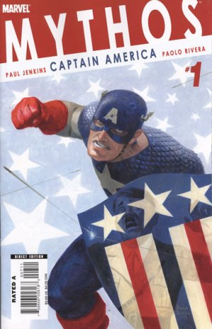 Mythos - Captain America 1 - The Captain America
