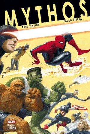 Mythos - Captain America # 1 TPB hardcover (cartonnée)