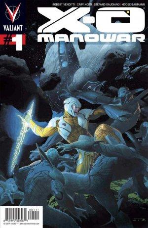 X-O Manowar édition Issues V3 (2012 - 2016)